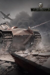 640x960 Panther World Of Tanks HD