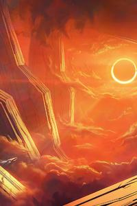 Path To Eclipse Way 4k