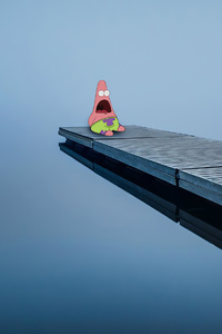 2160x3840 Patrick Star Spongebob Squarepants