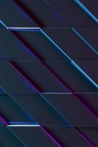 720x1280 Pattern Art 4k