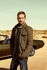 640x960 Paul Walker With Cars