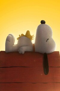 480x800 Peanuts Movie 2015