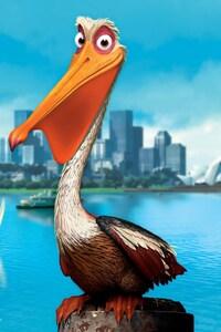 720x1280 Pelican Finding Nemo