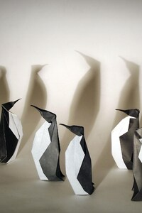 Penguins Origami
