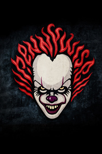 Pennywise 4k