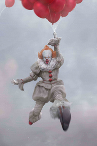 Pennywise 8k