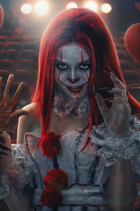 Pennywise Clone Girl