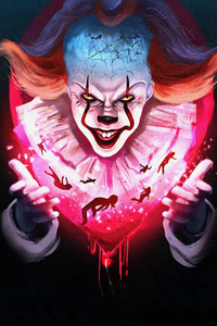 320x568 Pennywise Newart