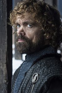 Peter Dinklage As Tyrion Lannister Game Of Thrones Season 8