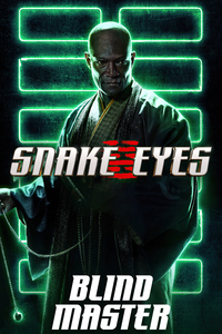 1080x2160 Peter Mensah As Blind Master In Snake Eyes
