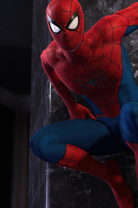 Peter Parker From Spiderman Ps5