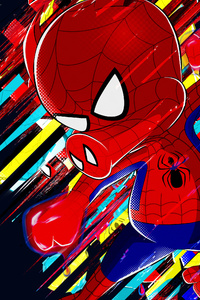 Peter Porker As Spider Ham