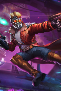 Peter Quill Star Lord Marvel Contest Of Champions