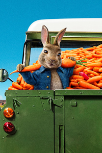 800x1280 Peter Rabbit 2 The Runaway 2020