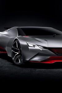 1242x2688 Peugeot Vision Gran Turismo 2