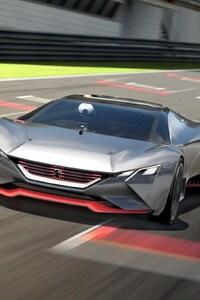 1280x2120 Peugeot Vision Gran Turismo