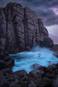 1440x2560 Phillip Island Storms 4k