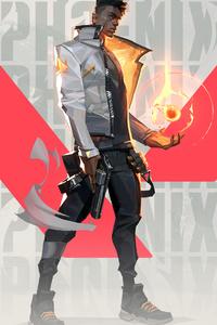 Phoenix Valorant 4k
