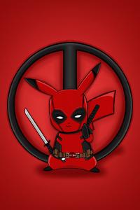 Pika Deadpool