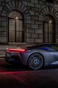1242x2688 Pininfarina Battista 2019 4k 5k