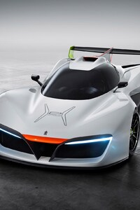 320x568 Pininfarina H2 Concept Car