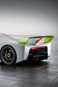 320x568 Pininfarina H2 Electric Car