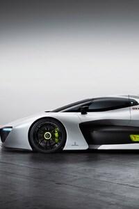 320x568 Pininfarina H2 Speed Concept Car