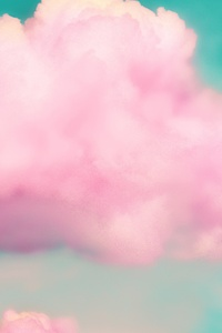 Pink Clouds 3d