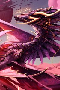 Pink Dragon Fantasy