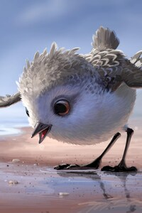 Piper Pixar Animated Movie