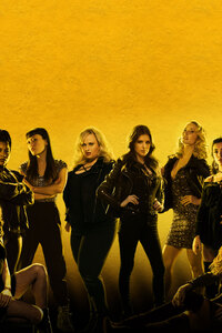 1125x2436 Pitch Perfect 3 2017 Movie
