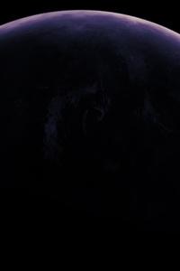 1280x2120 Planet Curve 4k