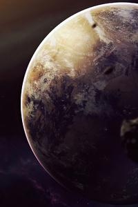 1440x2560 Planet Shakuras 4k