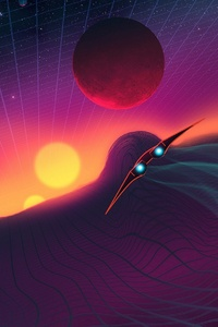 Planet Spaceship