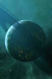 800x1280 Planet World 4k