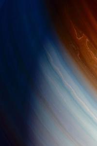 1242x2688 Planetary Rings 4k