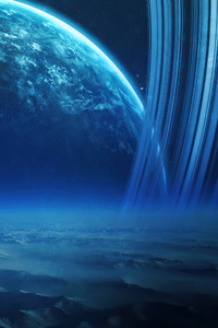 Planets Manipulation 4k