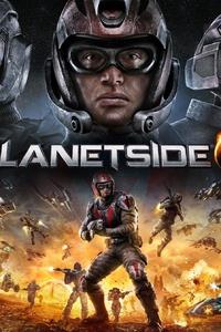 640x1136 PlanetSide 2