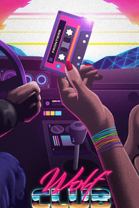 Play This Casette Retrowave
