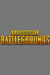 720x1280 PlayerUnknowns Battlegrounds Logo 5k