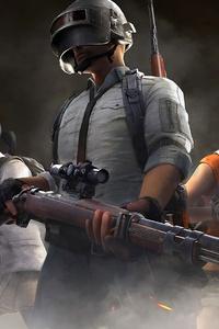 Playerunknowns Battlegrounds Weapon And War 4k