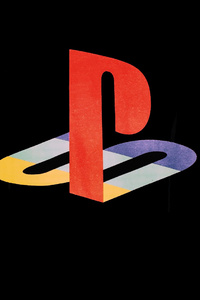 720x1280 Playstation Logo