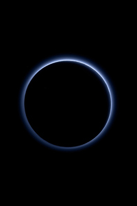480x800 Pluto Digital Art 4k