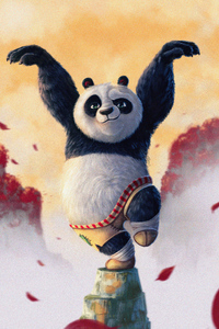 720x1280 Po From Kung Fu Panda
