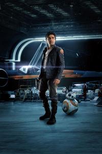 Poe Star Wars The Last Jedi 5k