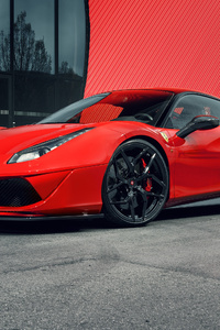 Pogea Racing FPlus Corsa Front 2018