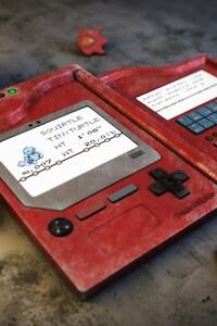 Pokedex Realistic