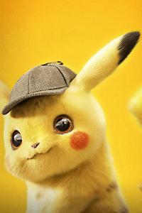 Pokemon Detective Pikachu 4k 2019