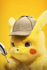 Pokemon Detective Pikachu 4k 2019 New