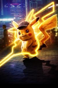 1080x2160 Pokemon Detective Pikachu 5k